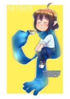 ( com) Chibi Natsume by MRCAT-ART
