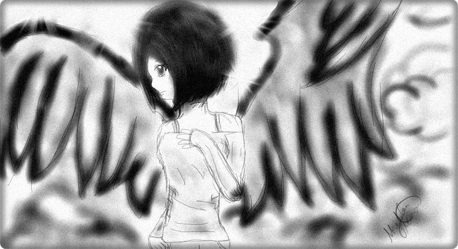 Angel by XxXUmikoXxX