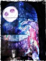 Under His Moon by Grimbunny1