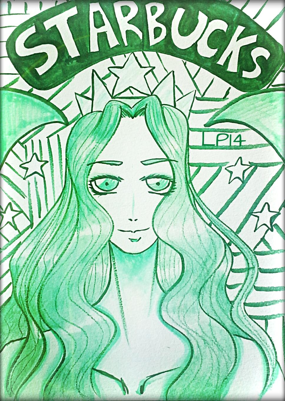 The Siren by Grimbunny1