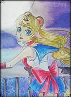 Moonlight Fighter by Grimbunny1