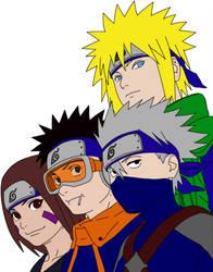 Team Minato by forseasons