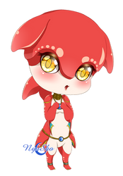 [Zelda BOTW] Alfine by NyuSho