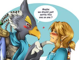 [Zelda Breath Of The Wild] RevaLink - True Story by NyuSho