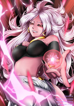 [Dragon Ball FighterZ] Android 21