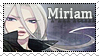 Miriam Vocaloid Stamp by Vincintblaze