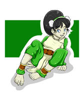 toph by badProgrammerArt