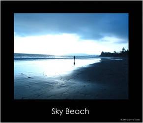 Sky Beach by rinnalynette