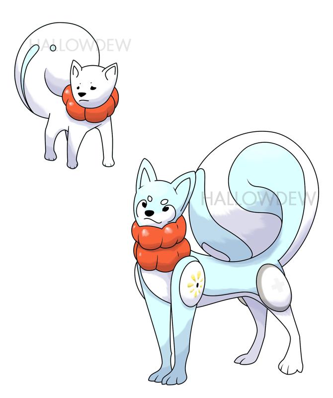 Squishy Dog From Pokemon : Dog Looking Pokemon Images Pokemon Images
