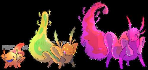 Levee Gait Pokemon