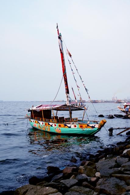 Perahu Tradisional by vemano88