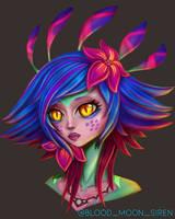 Neeko Portrait by BloodMoonSiren
