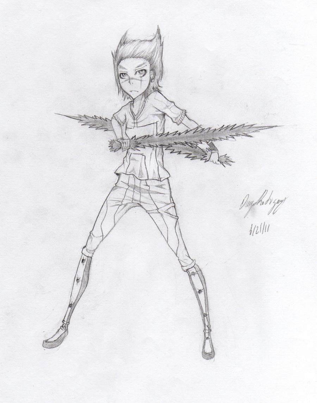 Original Character 13 by snoop19922002