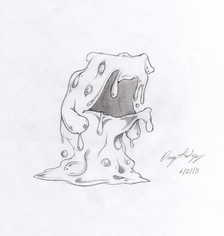 Original Monster 1 by snoop19922002