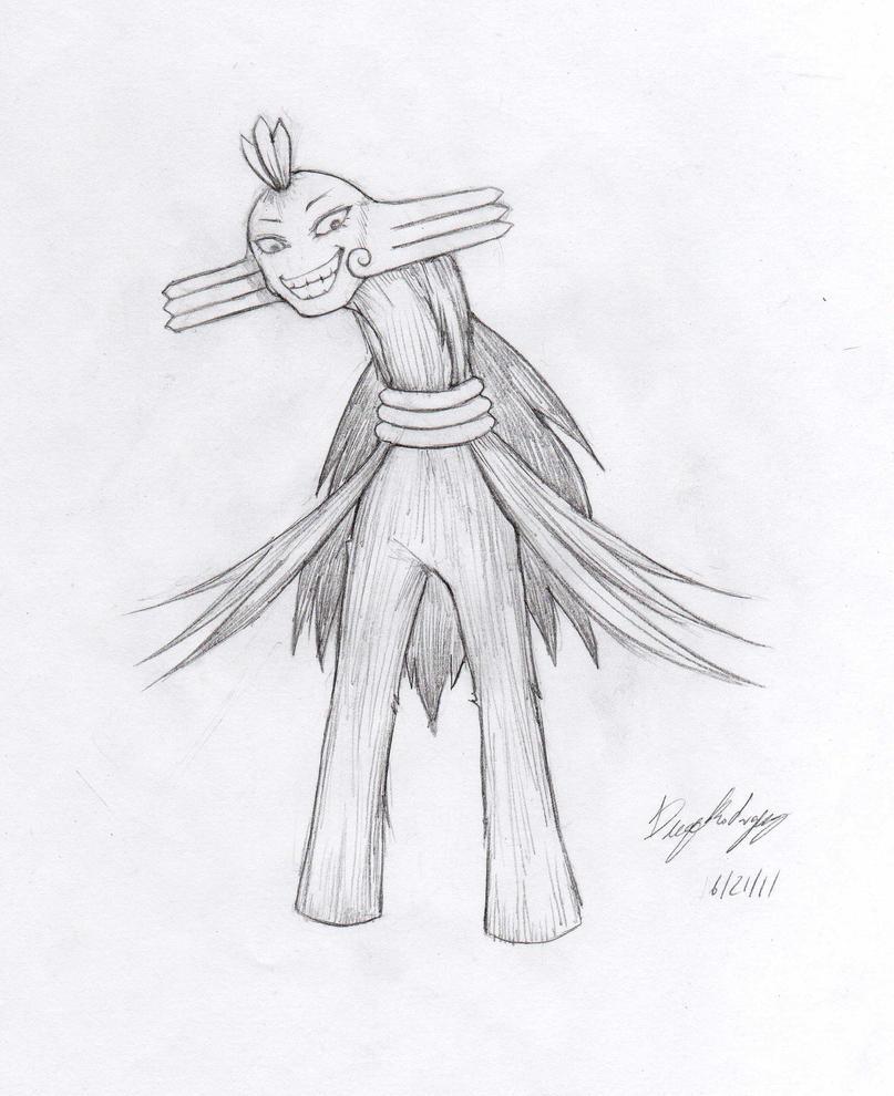 Original Monster 2 by snoop19922002