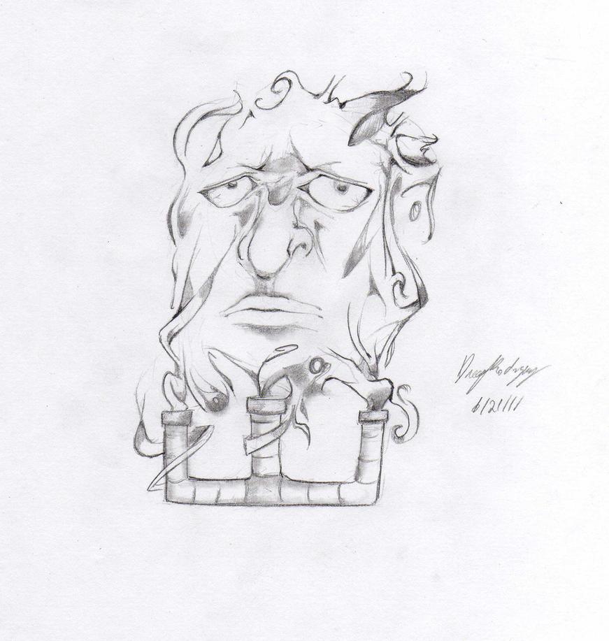 Original Monster 3 by snoop19922002