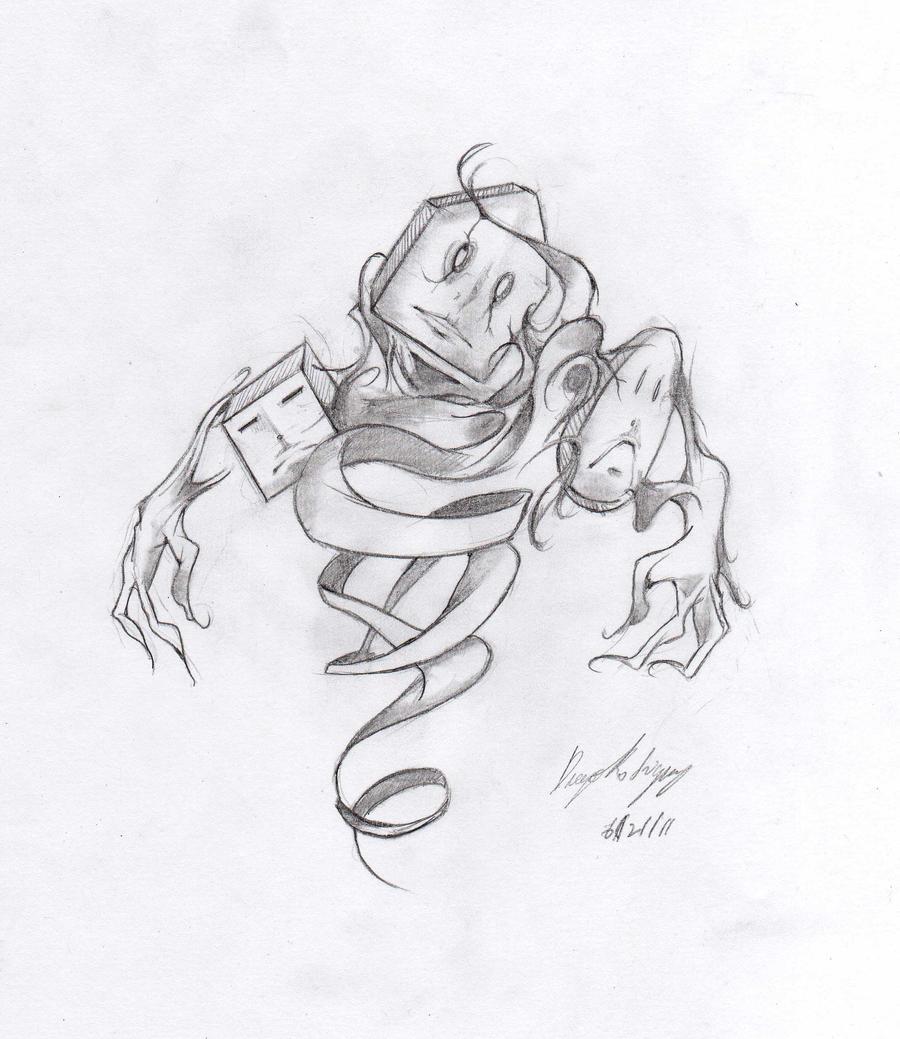 Original Monster 6 by snoop19922002