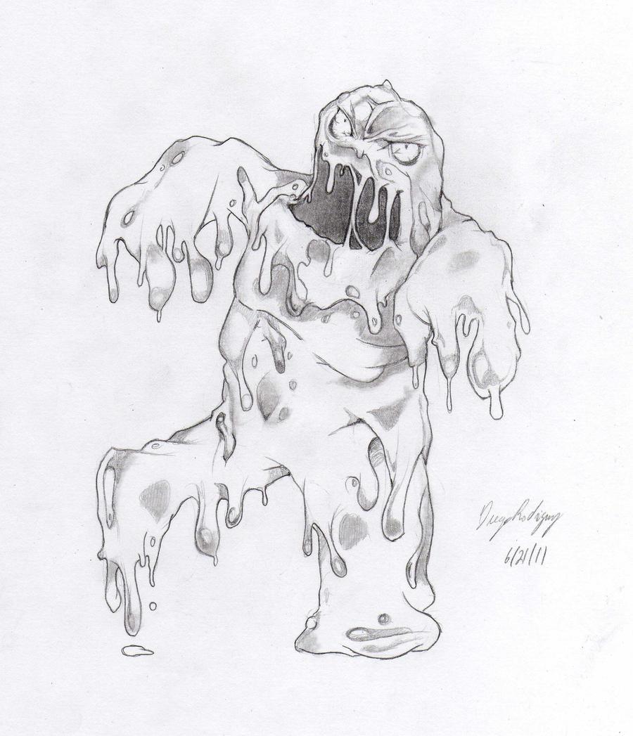 Original Monster 8 by snoop19922002