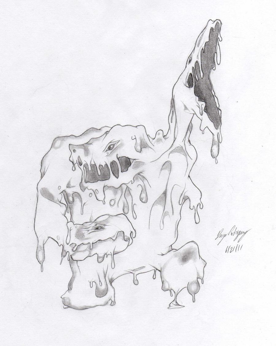 Original Monster 9 by snoop19922002