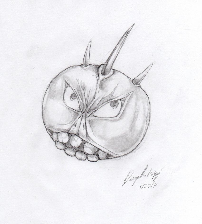 Original Monster 11 by snoop19922002