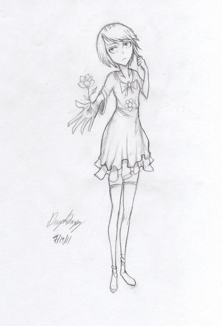 OC 54 - Lily by snoop19922002