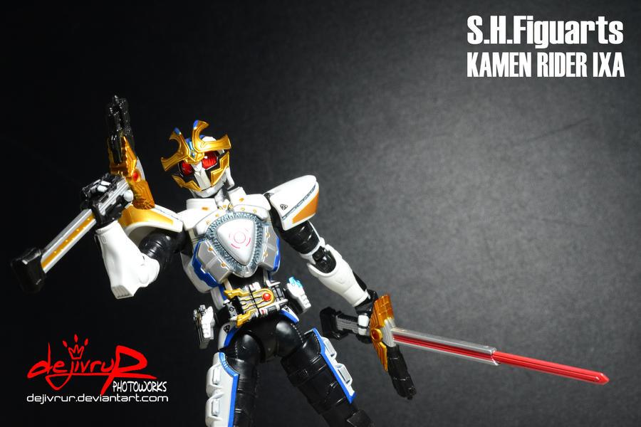 IXAlibur gun x sword by dejivrur