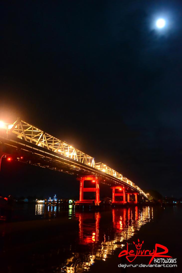crimson bridge of romance by dejivrur
