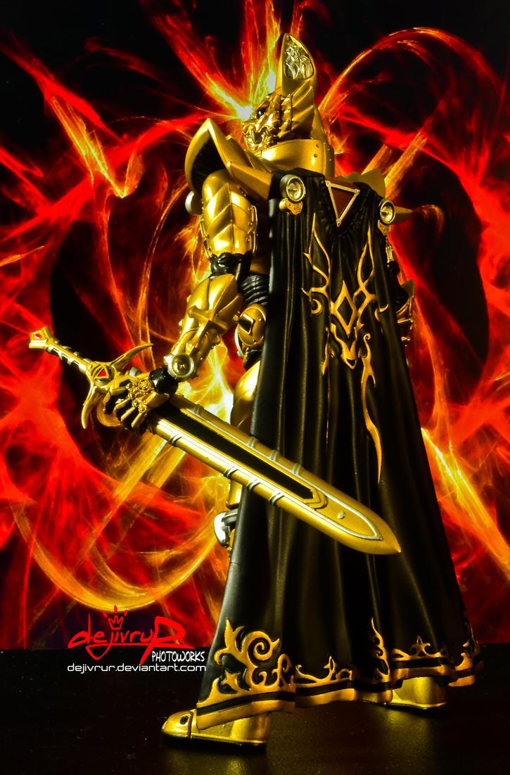 knight of HOPE by dejivrur