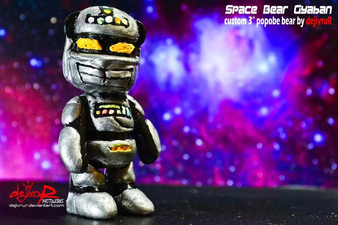 Space Bear Gyaban 01 By Dejivrur On Deviantart