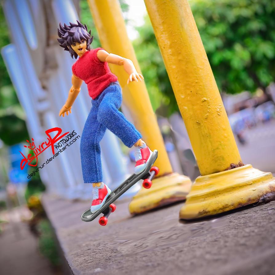 Skate Seiya by dejivrur