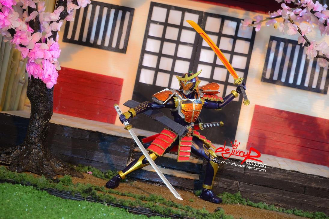 Gaim Samurai Jidai ver, by dejivrur