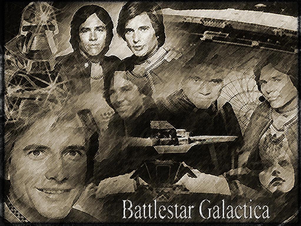 Battlestar Galactica classic by Amedea