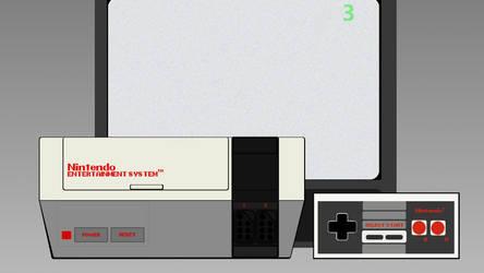 NES wallpaper by oldruru