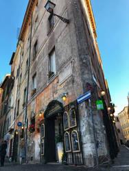 Cozy Rome streets by kristina1lyba