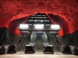 metro museum by kristina1lyba
