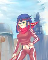 Kill la kill Best outfit by Koichi-Sama
