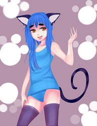 Loli cat girl 2