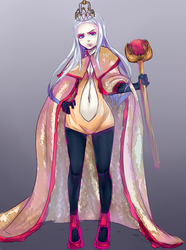 Queenloli by Koichi-Sama