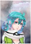 Sword art online : Sinon