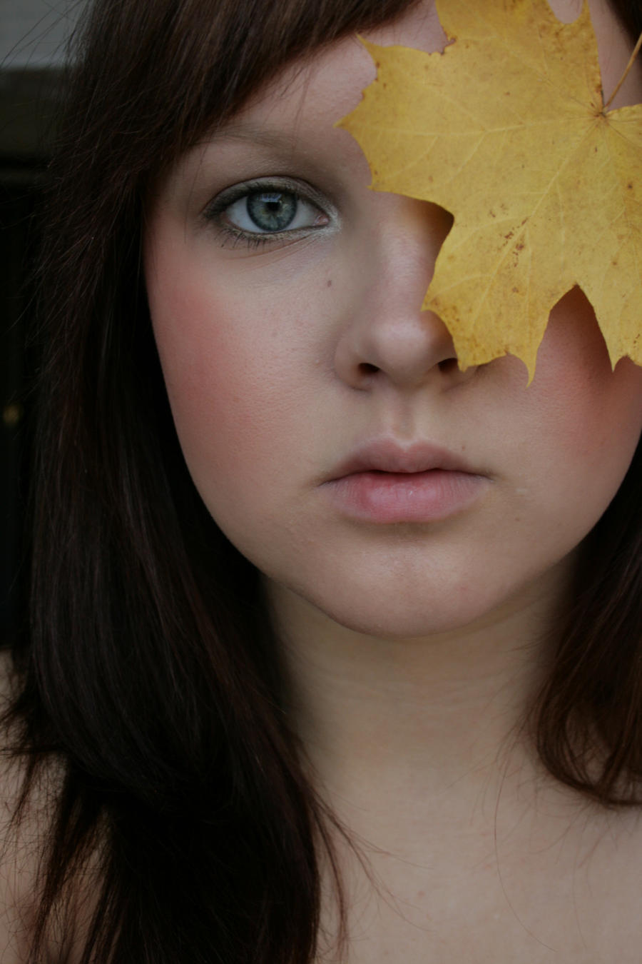 Autumn portrait 5 by mariix-stock