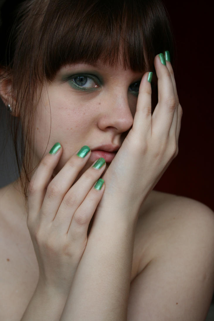 green 2 by mariix-stock