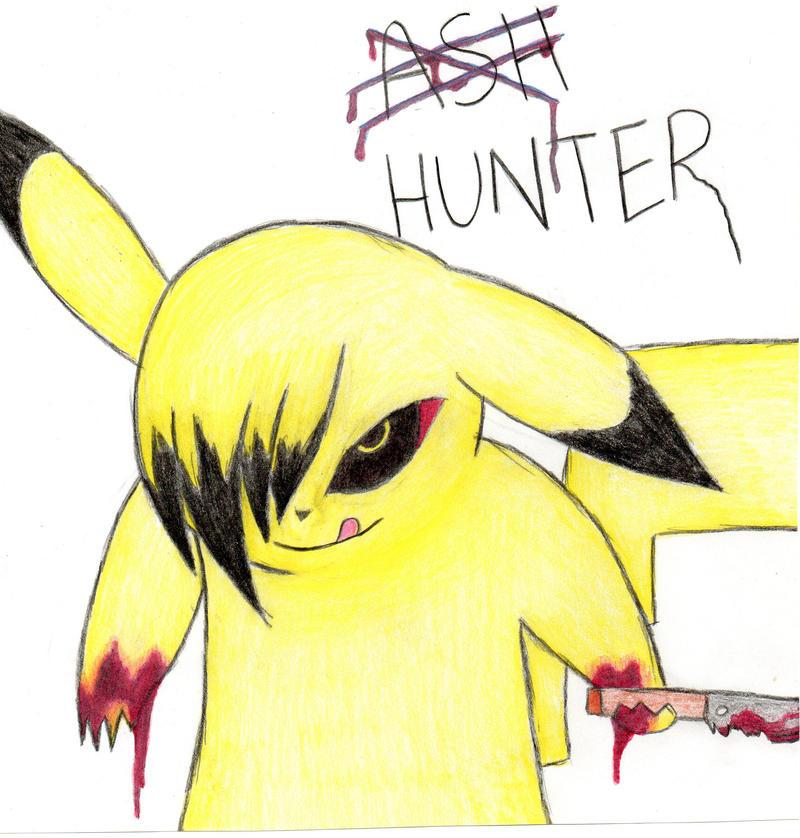 pika boo i kill you by pokemon chick 1 on deviantart