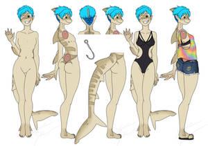 COMM: Shark Girl