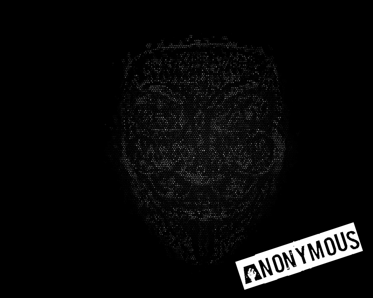 Anonymous 1280x1024 background by anonymous pigeon on - Background anonymous ...