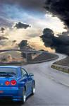 Road to heaven : r34 GTR