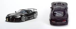 Dodge Viper: 1:18 AutoArt