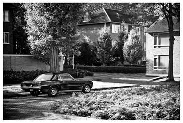 '66 Mustang by Vipervelocity