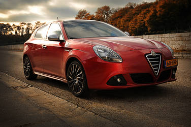 Alfa Romeo Guilleta QV
