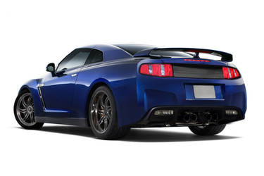 Nissan GT-R modified by Vipervelocity