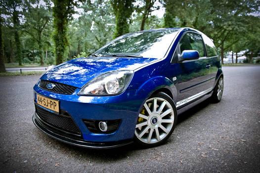 My car: Ford Fiesta ST